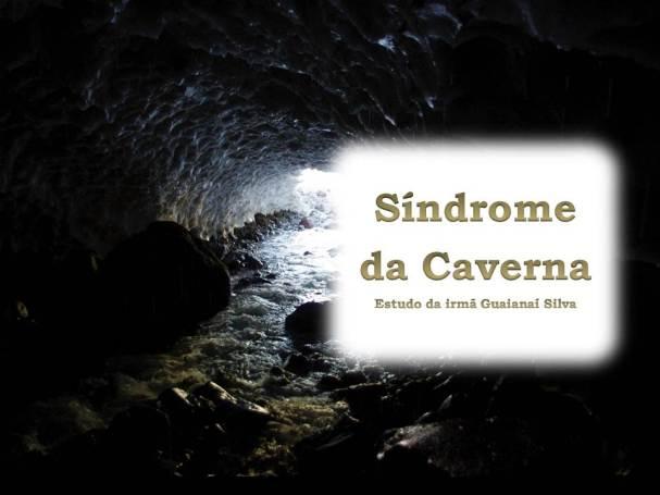 Capa - Síndrome da Caverna